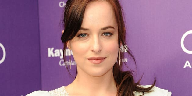LOS ANGELES, CA - JUNE 08:  Actress Dakota Johnson attends the 12th annual Chrysalis Butterfly Ball on June 8, 2013 in Los Angeles, California.  (Photo by Jason LaVeris/FilmMagic)