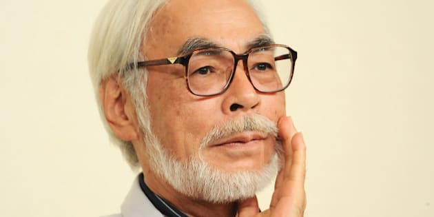 TOKYO, JAPAN - SEPTEMBER 06:  Animator/ Director Hayao Miyazaki attends a press conference to announce his retirement on September 6, 2013 in Tokyo, Japan.  (Photo by Jun Sato/WireImage)