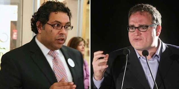 Naheed Nenshi Calls Ezra Levant 'Creepily And Weirdly Obsessed'