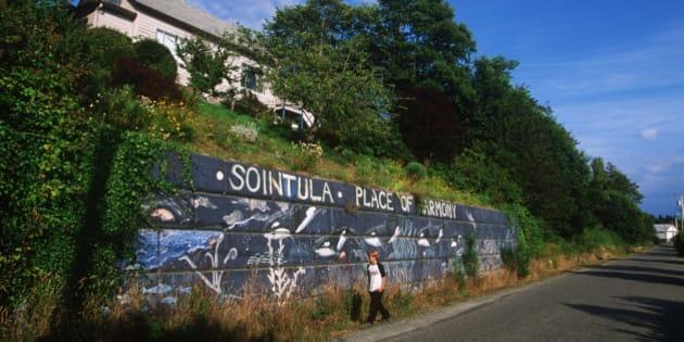 Malcolm Island, Sointula, British Columbia, Canada.