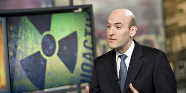 Gregory Jaczko, chairman of the U.S. Nuclear Regulatory Commission, speaks during a Bloomberg television interview in New York, U.S., on Thursday, Nov. 12, 2009. Nuclear power, which already produces 14 percent of the worldÕs electricity, is undergoing a revival after a drop-off in development. Fifty plants are being built worldwide, almost double the number under construction in 2004, the World Nuclear Association in London said. Photographer: Daniel Acker/Bloomberg via Getty Images