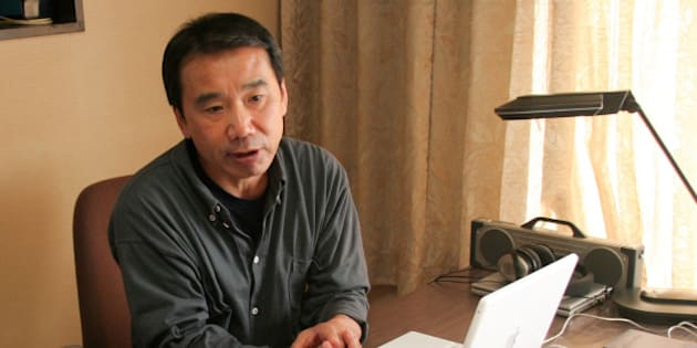 TOKYO, JAPAN - DECEMBER 14, 2004: Haruki Murakami, the Japanese best selling author/writer/novelist and essayist, on December 14, 2004 in Tokyo, Japan. Murakami is best known as the best selling author of books such as 'Norwegian Wood', 'The Wild Sheep Chase', 'Underground', 'Kafka on The Shore' and 'What I Talk About When I Talk About Running'. Murakami is also an experienced long distance marathon runner, and a translator of other authors' works. (Photo by Jeremy Sutton-Hibbert/Getty Images)