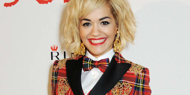LONDON, ENGLAND - OCTOBER 10:  Rita Ora attends the Rimmel London 180 Years of Cool party at the London Film Museum on October 10, 2013 in London, England.  (Photo by David M. Benett/Getty Images for Rimmel London)