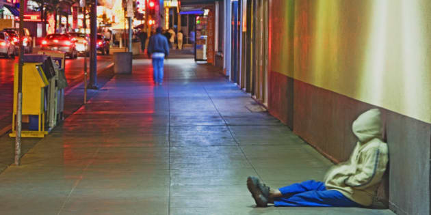 Homelessness In Canada Is Shrinking, Candice Bergen, Social Development Minister Says