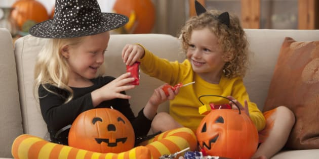 stop ruining your kids fun let them eat halloween candy - Halloween Candy Kids