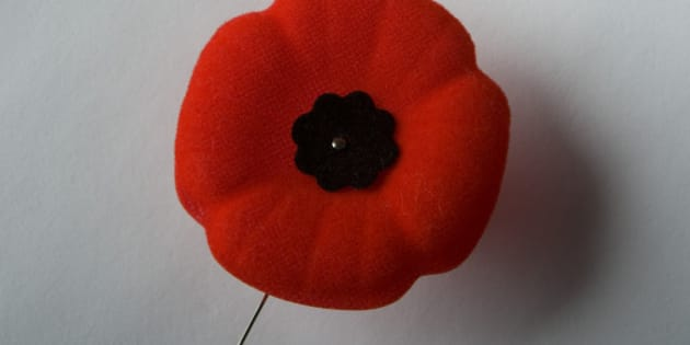 Oct 24 2008- Poppy pin for Remembrance day stories or memories. (Photo by David Cooper/Toronto Star via Getty Images)
