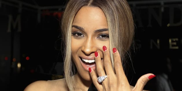HOUSTON, TX - OCTOBER 28:  Moet Rose Lounge Houston Hosted By Ciara at The Hotel Derek on October 28, 2013 in Houston, Texas.  (Photo by Bob Levey/Getty Images for Moet & Chandon)