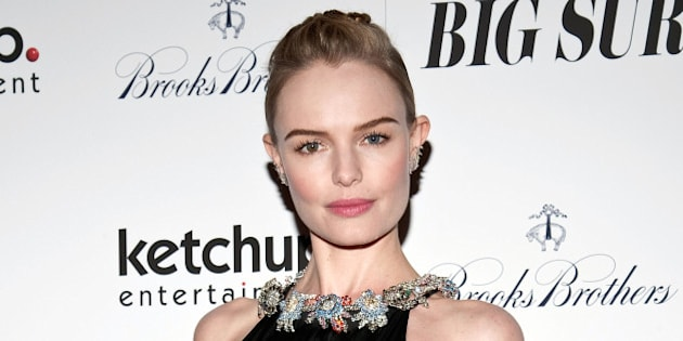 NEW YORK, NY - OCTOBER 28:  Kate Bosworth attends the 'Big Sur' premiere at Sunshine Landmark on October 28, 2013 in New York City.  (Photo by Daniel Zuchnik/WireImage)