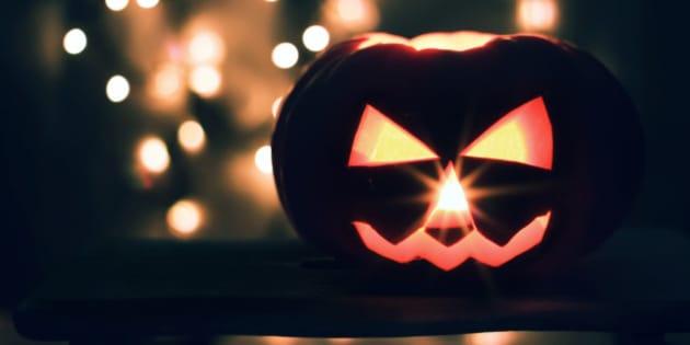 halloween photo of pumpkin