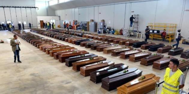 イタリア・ランペドゥーザ島沖難民船沈没事故の真実―事故直前、難民たちは拷問を受け、レイプされていた