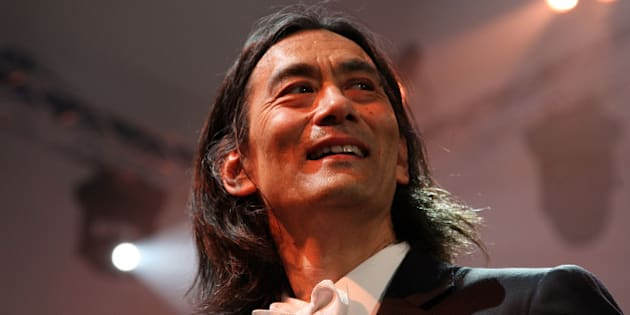 MUNICH, GERMANY - MAY 18:  Conductor Kent Nagano as seen on stage during the Ball der Kuenste at Haus der Kunst on May 18, 2007 in Munich, Germany.  (Photo by Johannes Simon/Getty Images)