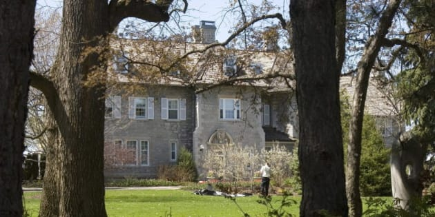 Teen Rushed To Hospital After Party At 24 Sussex Drive