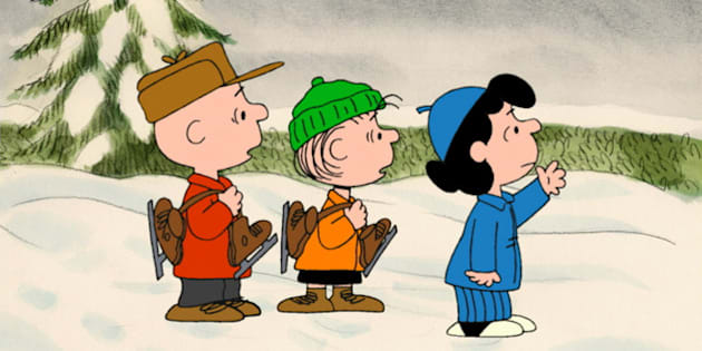 I WANT A DOG FOR CHRISTMAS, CHARLIE BROWN! -  Produced and animated by the same team that gave us the now classic 'PEANUTS' specials from the late cartoonist Charles M. Schulz's famed comic strip, 'I Want a Dog for Christmas, Charlie Brown!' will air TUESDAY, DECEMBER 19 (8:00-9:00 p.m., ET), on The ABC Television Network. 'I Want a Dog for Christmas, Charlie Brown!' centers on ReRun, the lovable but ever-skeptical younger brother of Linus and Lucy. It's Christmas vacation and, as usual, ReRunÕs big sister is stressing him out, so he decides to turn to his best friend, Snoopy, for amusement and holiday cheer. However his faithful but unpredictable beagle companion has plans of his own, giving ReRun reason to ask Snoopy to invite his canine brother Spike for a visit. When Spike shows up, it looks like ReRun will have a dog for Christmas after allÉ but then the real trouble begins. (Photo by ABC Photo Archives/ABC via Getty Images)