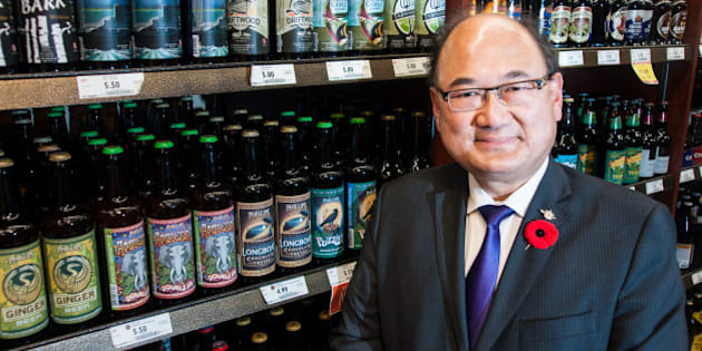 """You talked, he listened! Consistent with support voiced by three-quarters of respondents during the just-concluded Liquor Policy Review, Parliamentary Secretary John Yap is endorsing liquor sales in grocery stores.  Learn more: <a href=""""http://www.newsroom.gov.bc.ca/2013/11/grocery-store-liquor-sales-recommended-for-bc.html"""" rel=""""nofollow"""">www.newsroom.gov.bc.ca/2013/11/grocery-store-liquor-sales...</a>"""