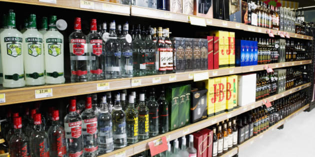 B.C. Liquor Laws To Allow Booze In Grocery Stores Next Winter