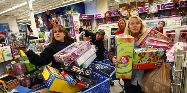 Black Friday, Cyber Monday In Canada Means 1 Million People Calling In Sick: Survey