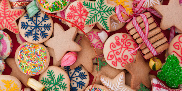 Easy Christmas Cookie Recipes: 20 Cookie Recipes To Last The Season