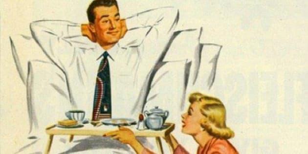 Pubblicità degli anni '50 che oggi ci farebbero rabbrividire