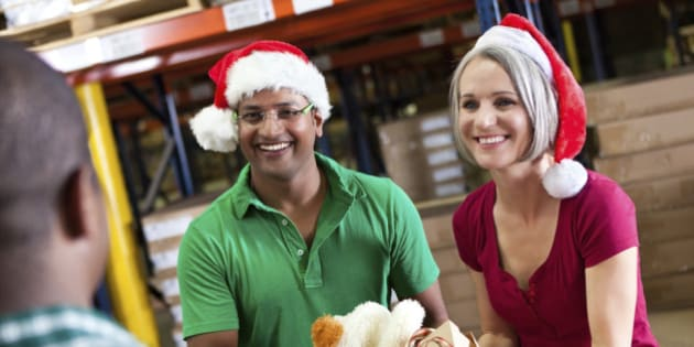 Vancouver Christmas Volunteering: Where To Lend A Hand