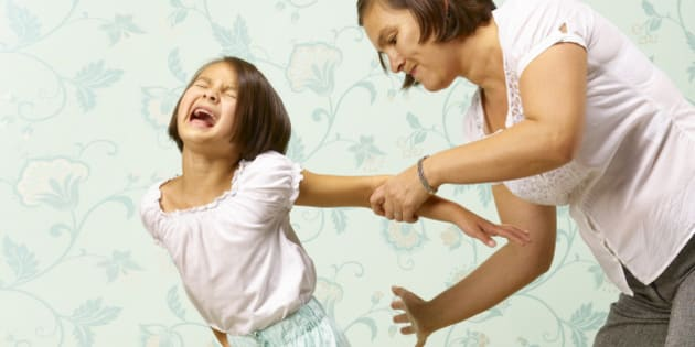 Spanking Kids Is Just Hitting Kids, and It Doesn't Work