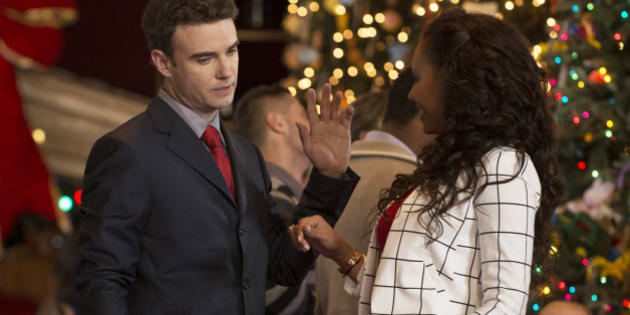 Robin Dunne On 'Twelve Trees Of Christmas,' And Shooting A Holiday ...