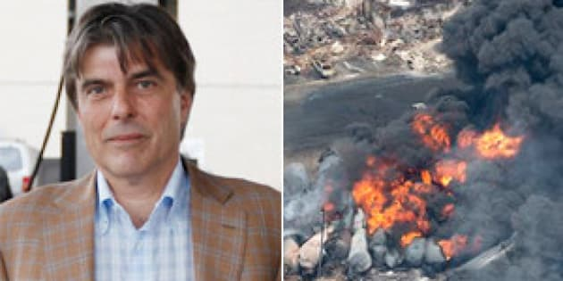 Jeff Rubin Canada S Railways To See More Disasters border=