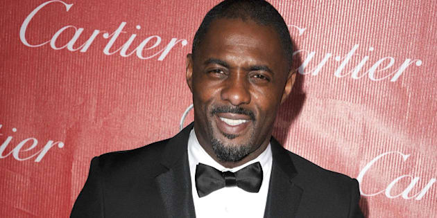 PALM SPRINGS, CA - JANUARY 04:  Idris Elba arrives at the 25th Annual Palm Springs International Film Festival Awards Gala at Palm Springs Convention Center on January 4, 2014 in Palm Springs, California.  (Photo by Steve Granitz/WireImage)