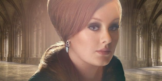 "Adele is my inspiration. Just the good cover for her single ""Skyfall"", it is flawless!"