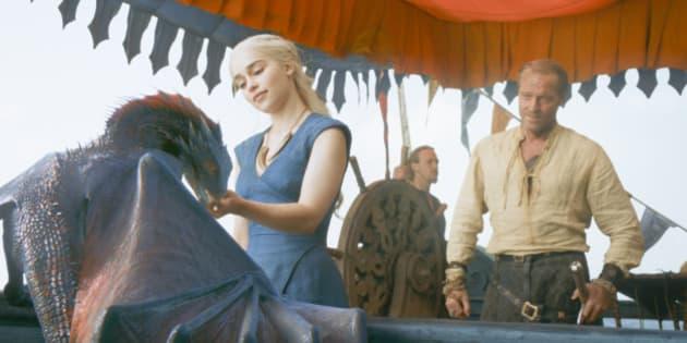 Cuarta temporada de \'Juego de tronos\': Aquí puedes ver algunas escenas