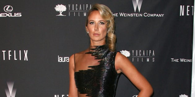 BEVERLY HILLS, CA - JANUARY 12:  Lady Victoria Hervey attends the Weinstein Company's 2014 Golden Globe Awards after party on January 12, 2014 in Beverly Hills, California.  (Photo by Tommaso Boddi/Getty Images)