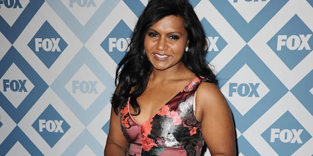 PASADENA, CA - JANUARY 13:  Actress Mindy Kaling attends the FOX All-Star 2014 winter TCA party at The Langham Huntington Hotel and Spa on January 13, 2014 in Pasadena, California.  (Photo by Jason LaVeris/FilmMagic)