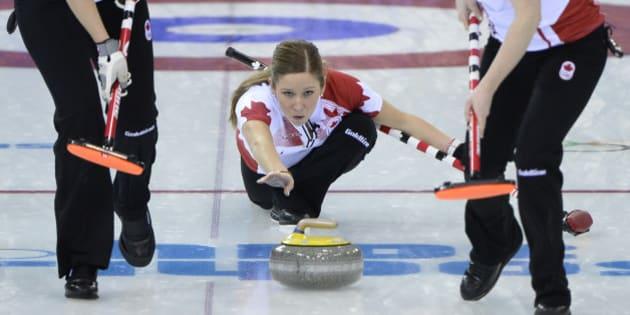 Stejně jako muži, tak i ženy Kanady jsou favoritkami Olympiády
