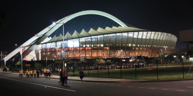 Match 7 - 2010 FIFA World Cup June 13, 2010 Germany vs. Australia Moses Mabhida Stadium Durban, South Africa