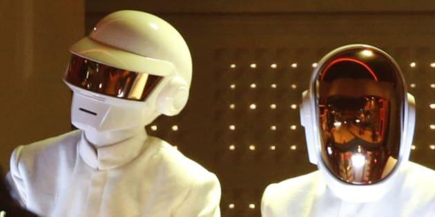 Victoires de la musique 2014 : l'absence des Daft Punk fait tache