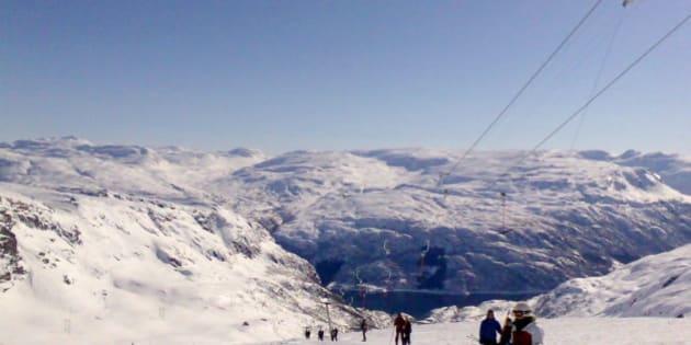 Ski og påske i Røldal - Europas mest snørike plass.