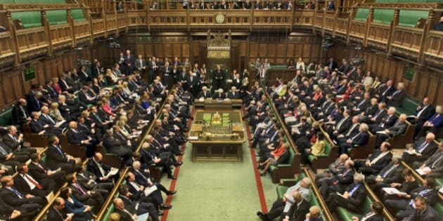 """The Queen's Speech sets out the Government's legislative programme for the parliamentary session ahead.  The Speech is written by the government and read out by Her Majesty in the House of Lords at the State Opening of Parliament. The contents of the Speech are then debated by MPs in the House of Commons over a period of days.   The first day of the Debate on the Address, as it is known, is general in tone, the other days are on specific topics. This is the first debate of the new session ? the motion for the debate is phrased as """"an Humble Address"""" to Her Majesty thanking her for her gracious speech.  <a href=""""http://www.parliament.uk/business/news/2013/may/mps-debate-the-2013-queens-speech/"""" rel=""""nofollow"""">Parliament News: MPs debate the 2013 Queen's Speech</a>  Image: Catherine Bebbington/Parliamentary Copyright  This image is subject to <a href=""""http://www.parliament.uk/site-information/copyright/use-of-parliamentary-photographic-images/"""" target=""""_self"""" rel=""""nofollow"""">parliamentary copyright</a>. <a href=""""http://www.parliament.uk"""" target=""""_self"""" rel=""""nofollow"""">www.parliament.uk</a>"""