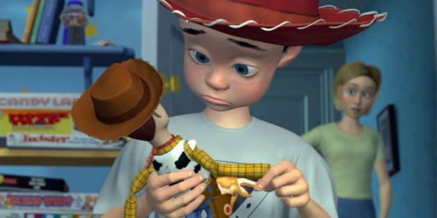 La verdadera identidad de la madre de Andy de  Toy Story  te dejará ... c8c09eca651