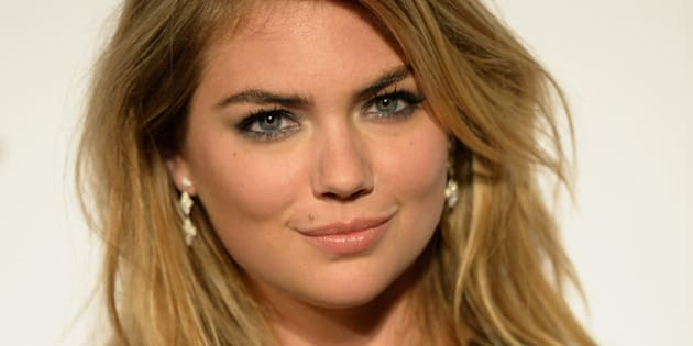 Kate Upton Is Arguably More Gorgeous Without Makeup Huffpost Canada - Kate-upton-no-makeup