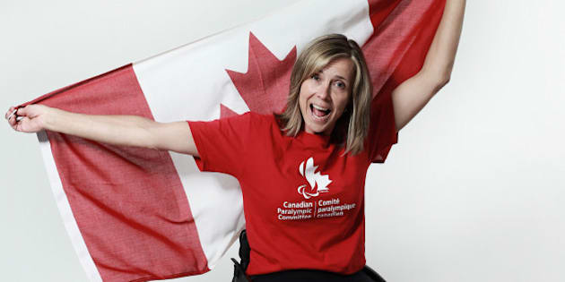 VANCOUVER, CANADA - MAY 13: Sonja Gaudet poses for a portrait during the Canadian Olympic Committee Portrait Shoot on May 13, 2013 in Vancouver, British Columbia, Canada. (Photo by Jonathan Ferrey/Getty Images)