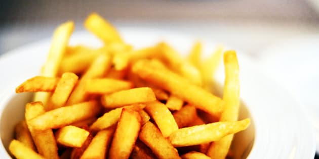 French fries =)