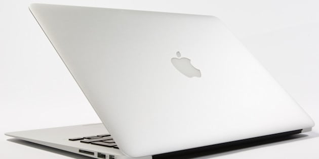 Apple Macbook Air laptop, March 6, 2012. (Photo by What Laptop magazine/Future Publishing via Getty Images)
