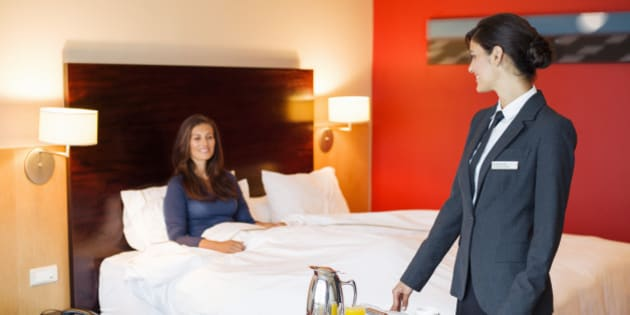 Hotel Room Service: The Most Expensive And Cheapest Cities For ...
