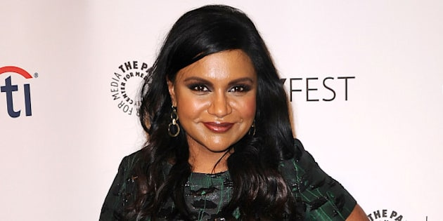 HOLLYWOOD, CA - MARCH 25:  Actress Mindy Kaling attends 'The Mindy Project' event at the 2014 PaleyFest at Dolby Theatre on March 25, 2014 in Hollywood, California.  (Photo by Jason LaVeris/FilmMagic)