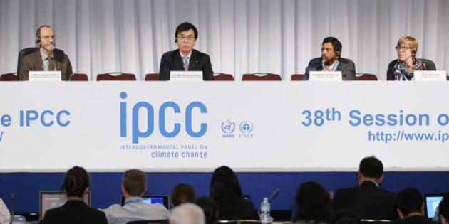 IPCC(国連の気候変動に関する政...