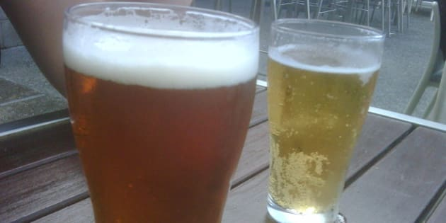 Sunday arvo beers