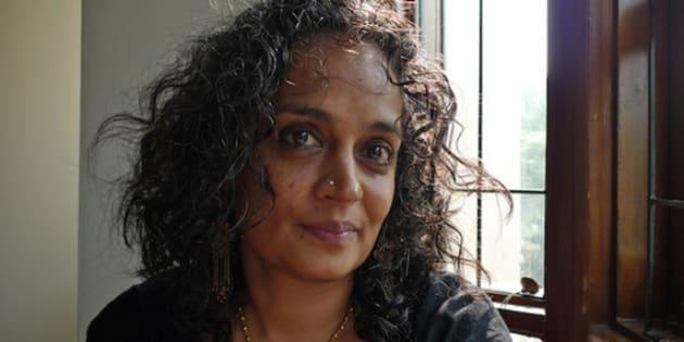 arundhati roy works