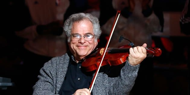 Itzhak Perlman Children