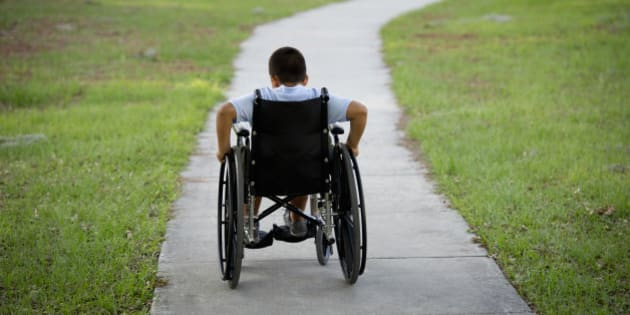 11 things parents with children in wheelchairs have to deal with
