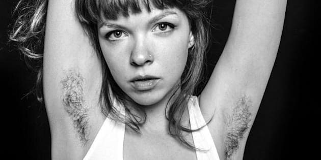 Stunning Images Of Women S Armpit Hair Redefine Beauty Photos