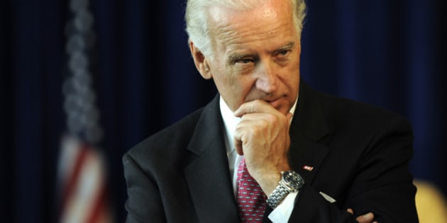 (KO) JOEBIDEN_KSO_5_26_09415 - Vice President Joe Biden chairs a middle class task force meeting at the Denver Museum of Nature and Science. Kathryn Scott Osler, The Denver Post  (Photo By Kathryn Scott Osler/The Denver Post via Getty Images)